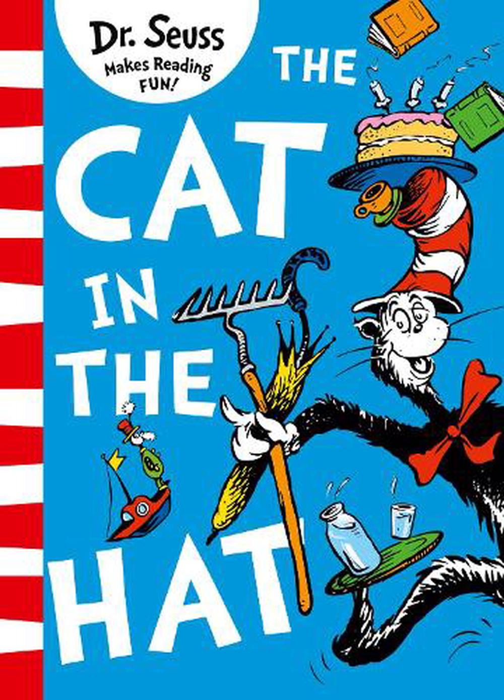 cat in the hat by dr seuss paperback 9780008201517 buy online