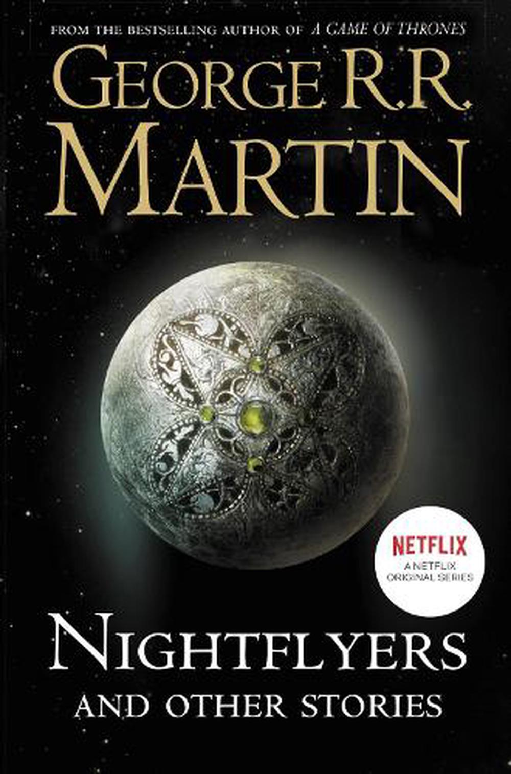 Nightflyers And Other Stories By George Rr Martin Paperback Knight Of The Seven 9780008300760 Buy Online At Nile