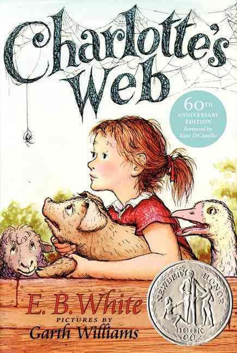 charlotte s web by e b white hardcover 9780061124952 buy online