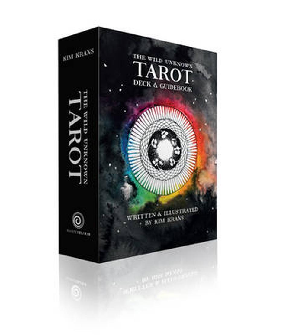 Wild Unknown Tarot Deck and Guidebook (official Keepsake Box Set)