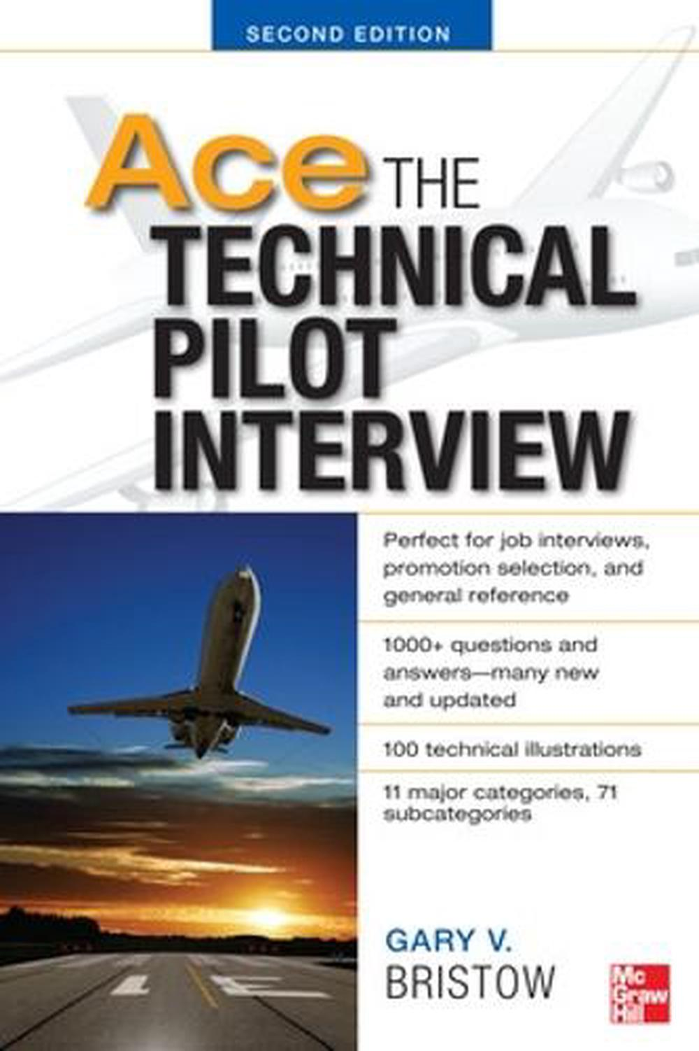 c439ab66a Ace the Technical Pilot Interview by Gary V. Bristow, Paperback,  9780071793865 | Buy online at The Nile