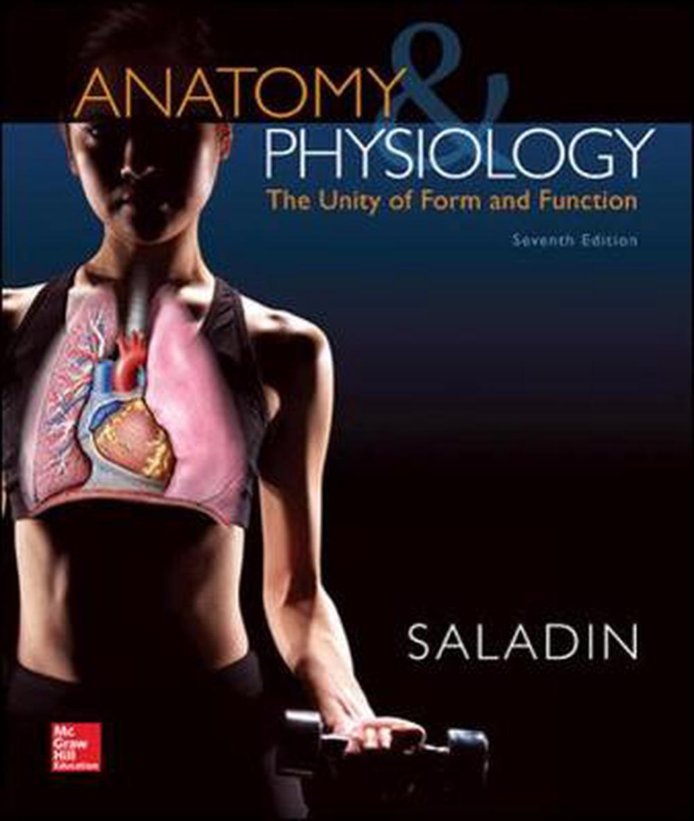 Anatomy & Physiology: The Unity of Form and Function, 7th Edition by ...
