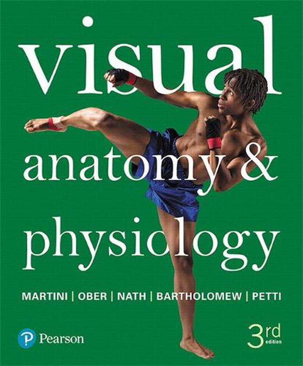 Visual Anatomy & Physiology by Frederic H. Martini, Hardcover ...