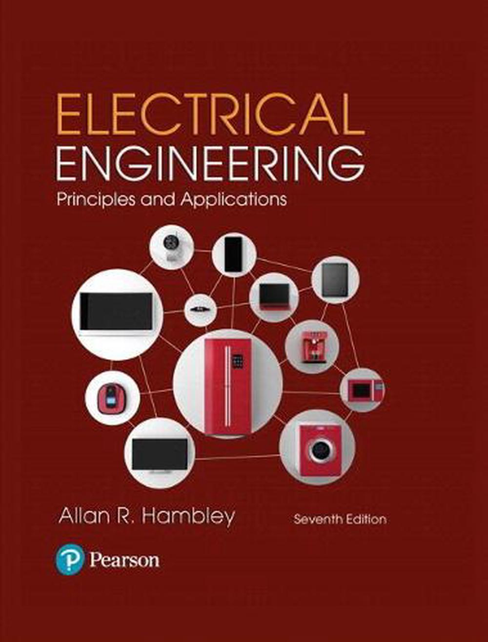 Electrical Engineering By Allan R Hambley Hardcover 9780134484143 Books