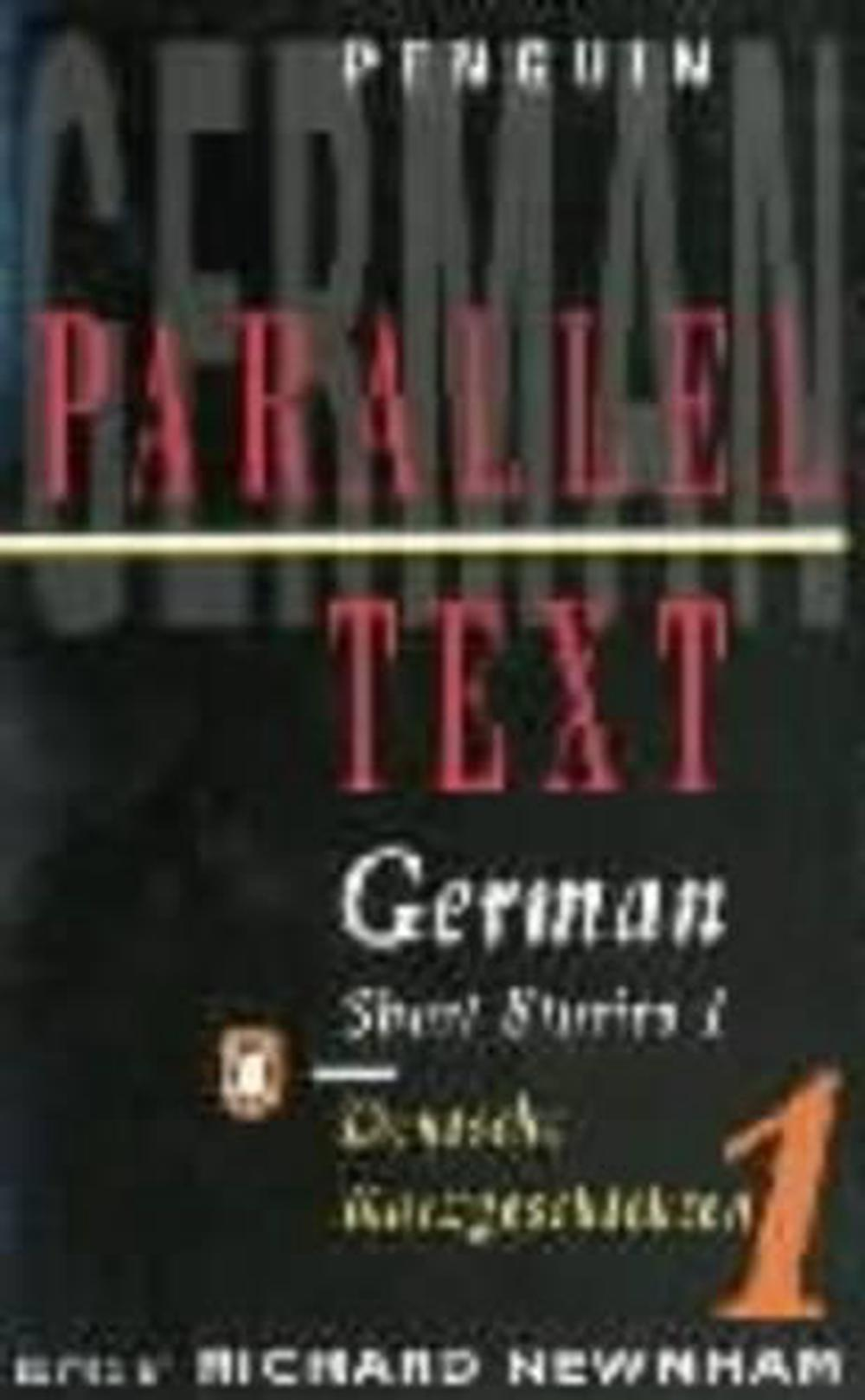 German Short Stories 1
