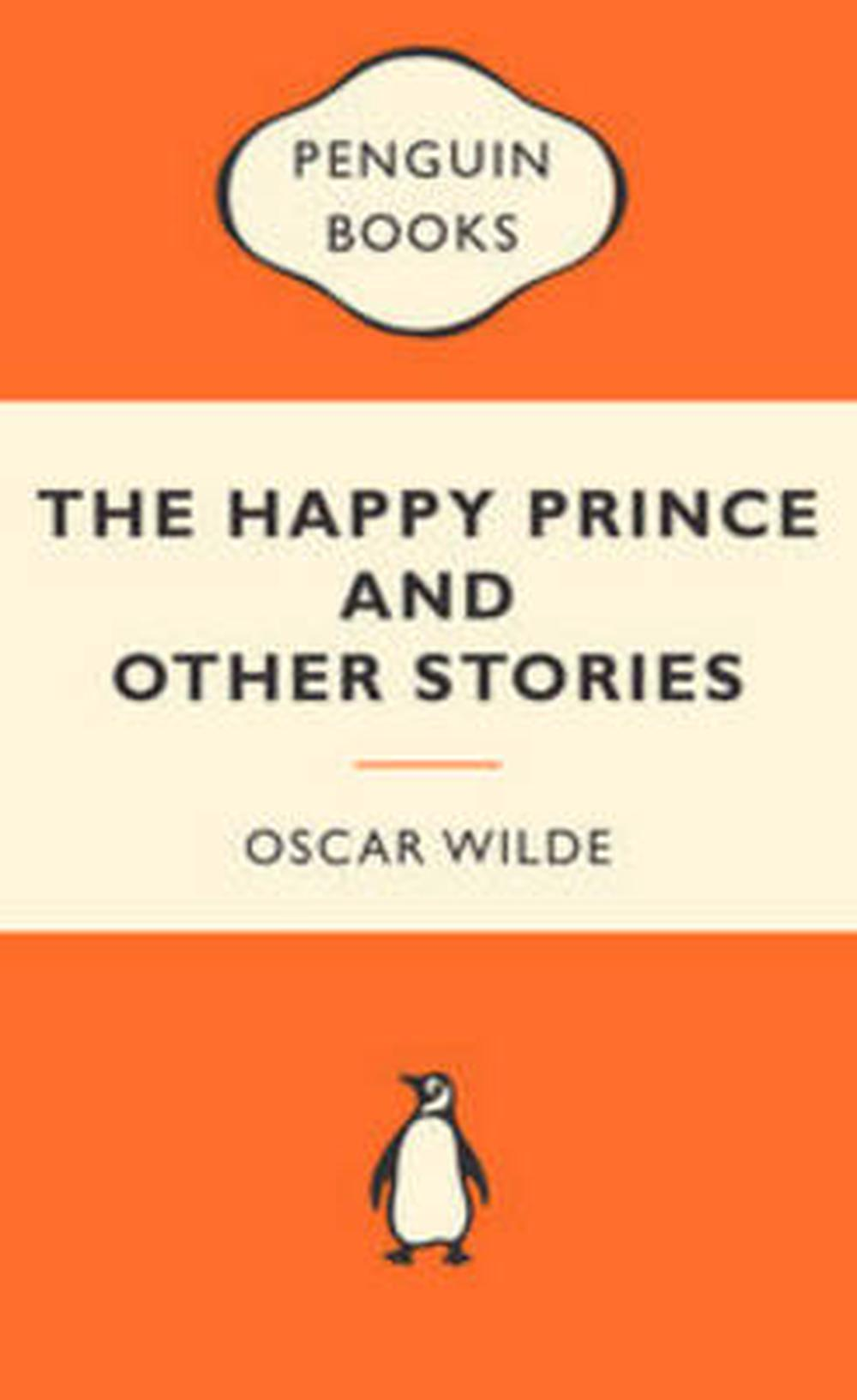 Happy Prince and Other Stories: Popular Penguins