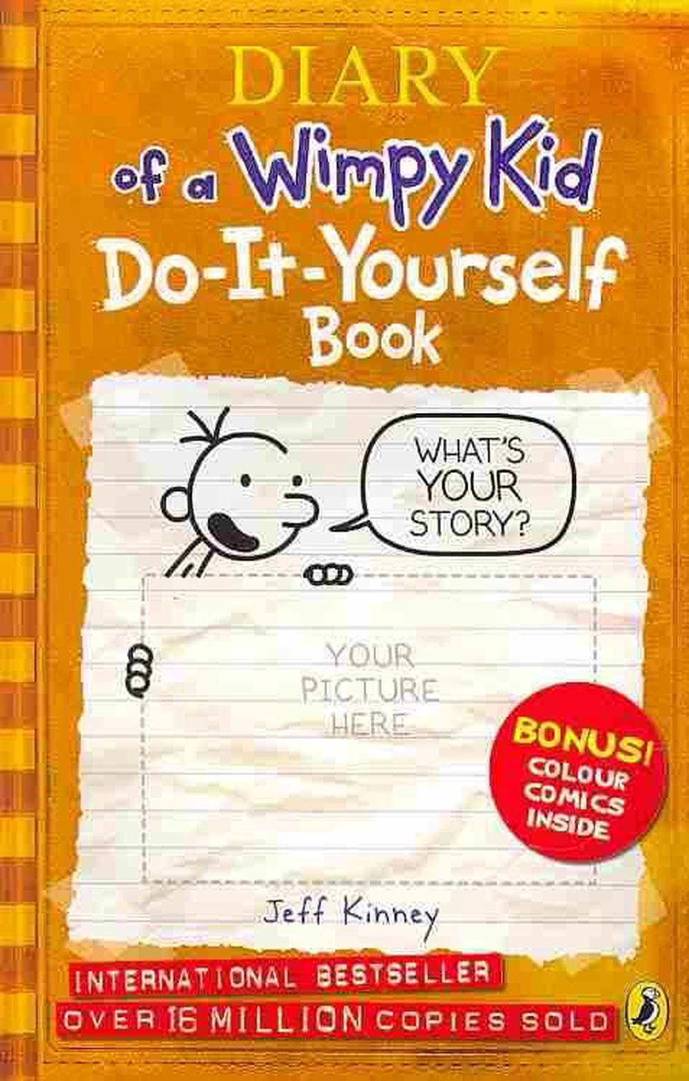 Do it yourself book by jeff kinney paperback 9780141327679 buy do it yourself book solutioingenieria Gallery