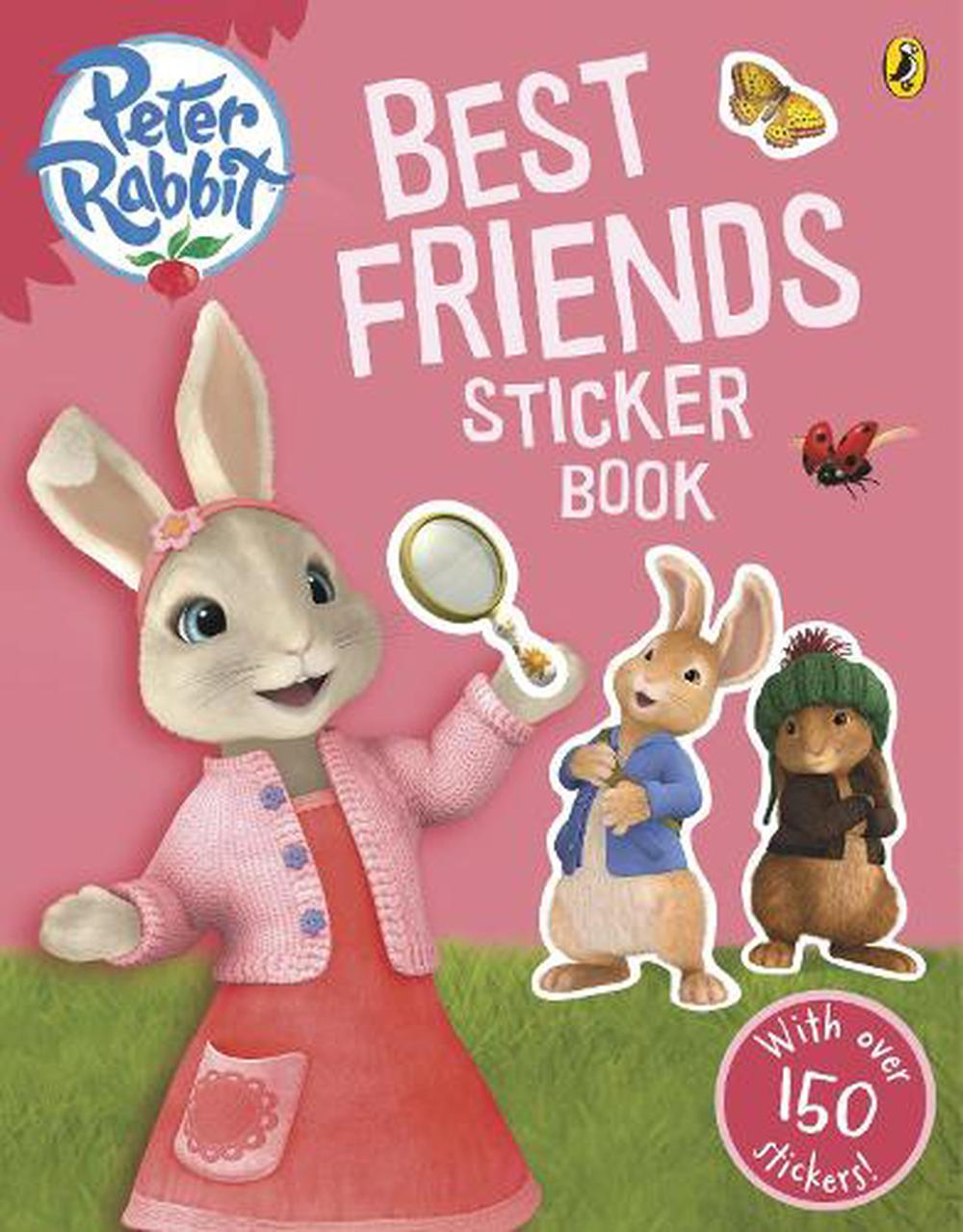 Peter Rabbit Animation: Best Friends Sticker Book