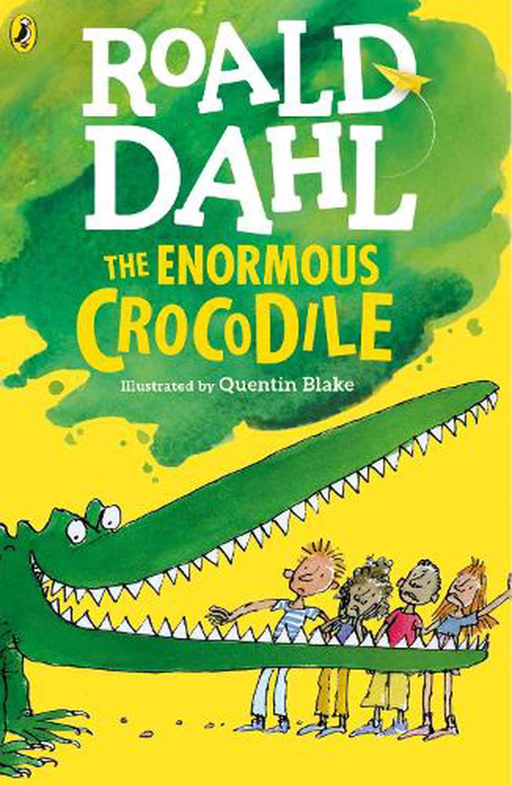 Enormous Crocodile,