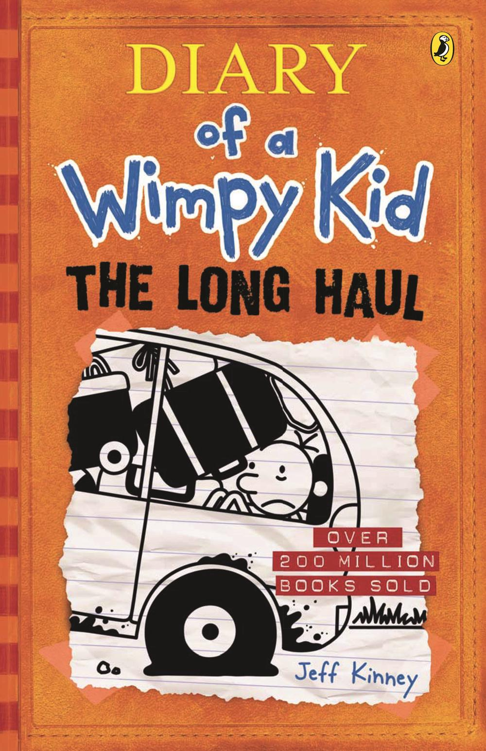 Diary of a wimpy kid 9 the long haul by jeff kinney paperback diary of a wimpy kid 9 the long haul solutioingenieria Images