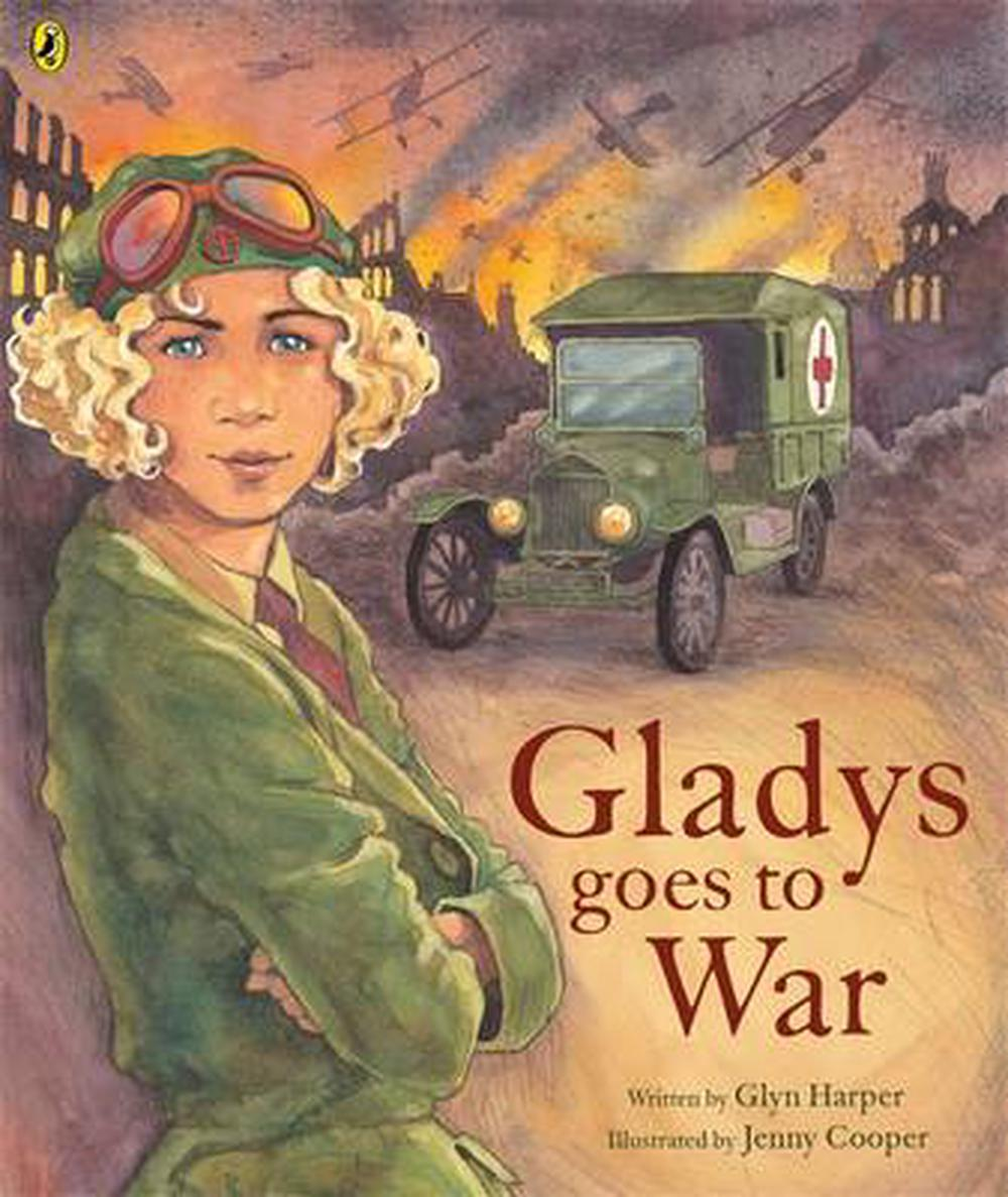Gladys Goes to War