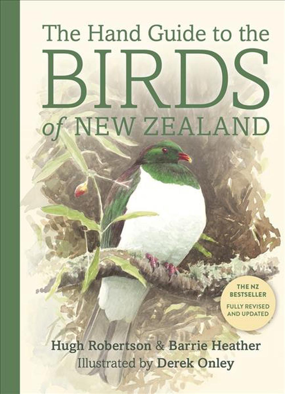 Hand Guide to the Birds of New Zealand
