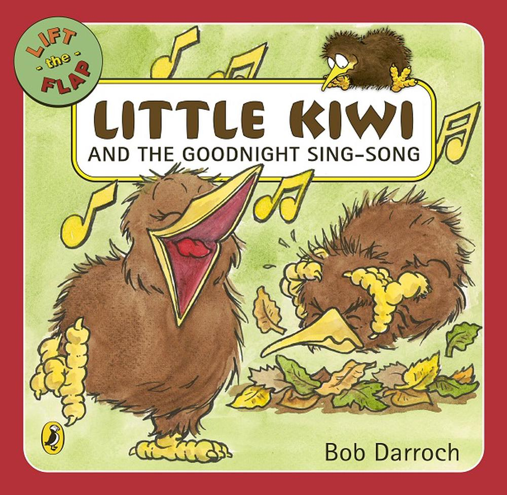 Little Kiwi and the Goodnight Sing-Song