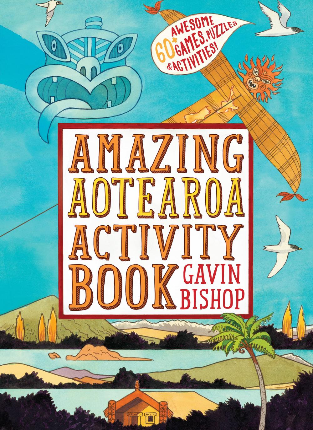 Amazing Aotearoa Activity Book