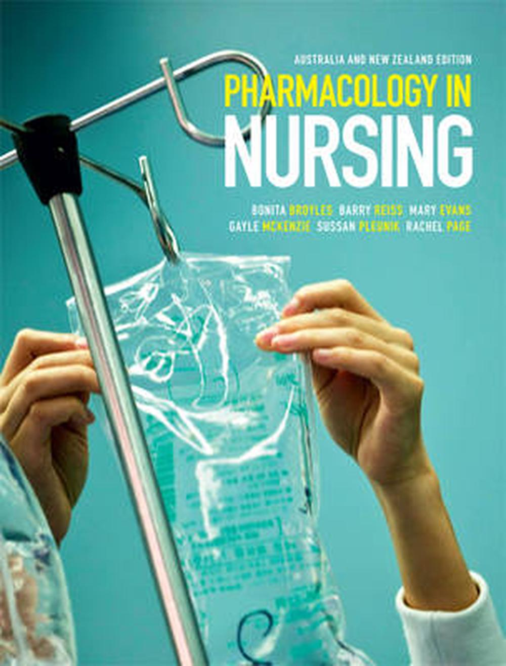 Pharmacology in Nursing, 1st Edition