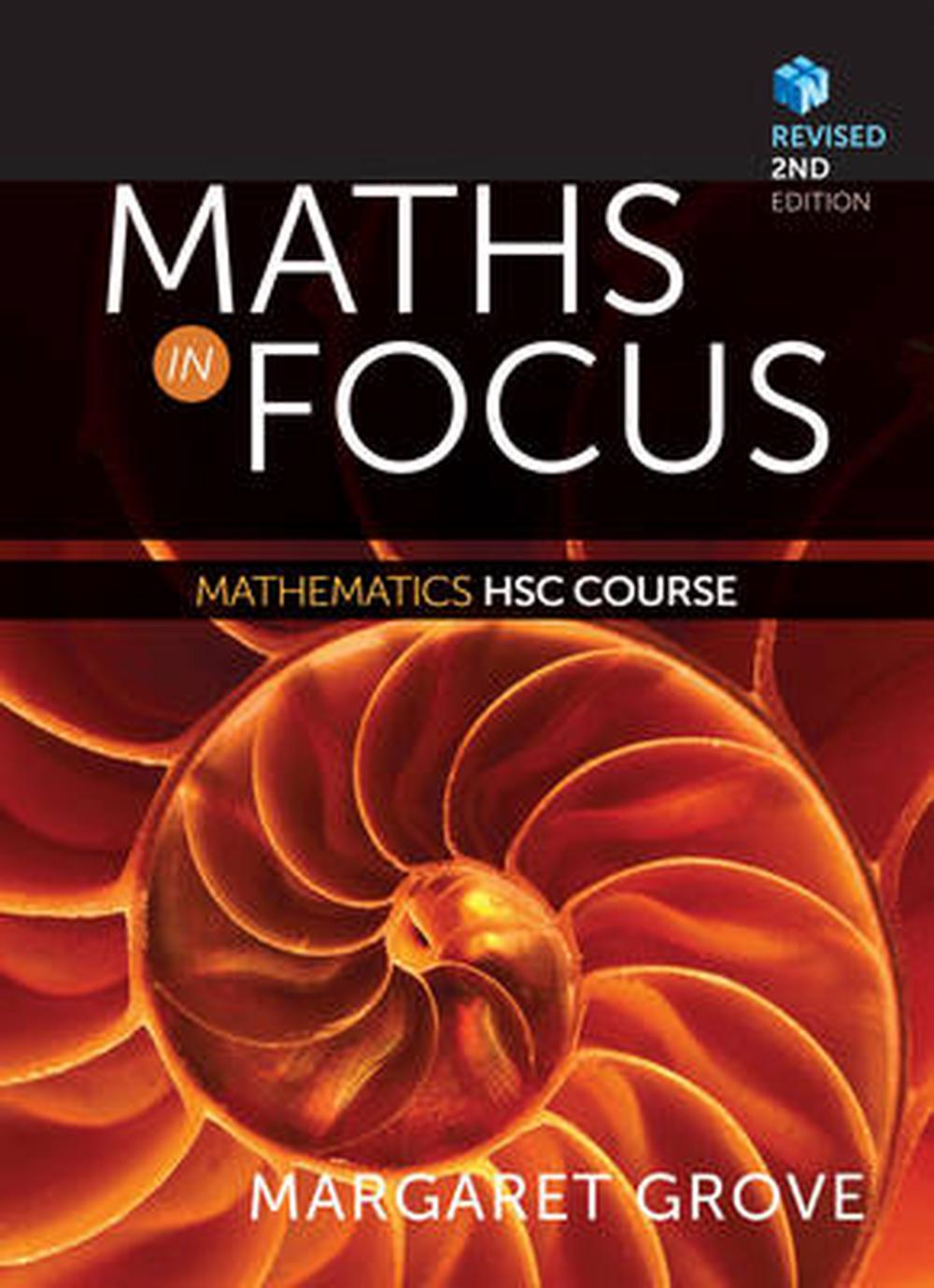 Maths in Focus: Mathematics HSC Course Revised  (Student Book with 4  Access Codes)