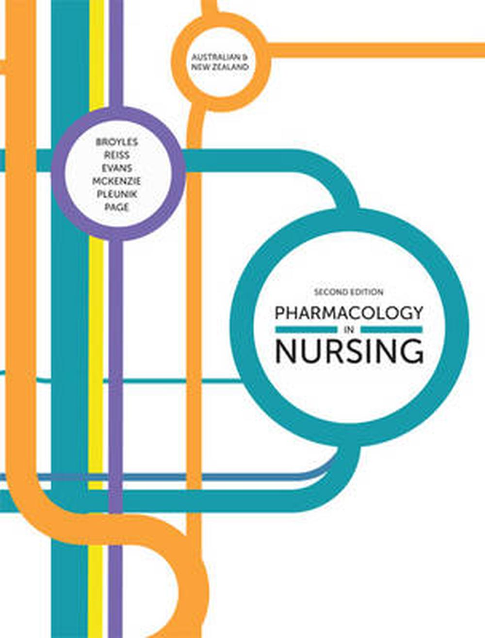 Pharmacology in Nursing: Australian & New Zealand Edition With Student Resource Access 12 Months, 2nd Edition
