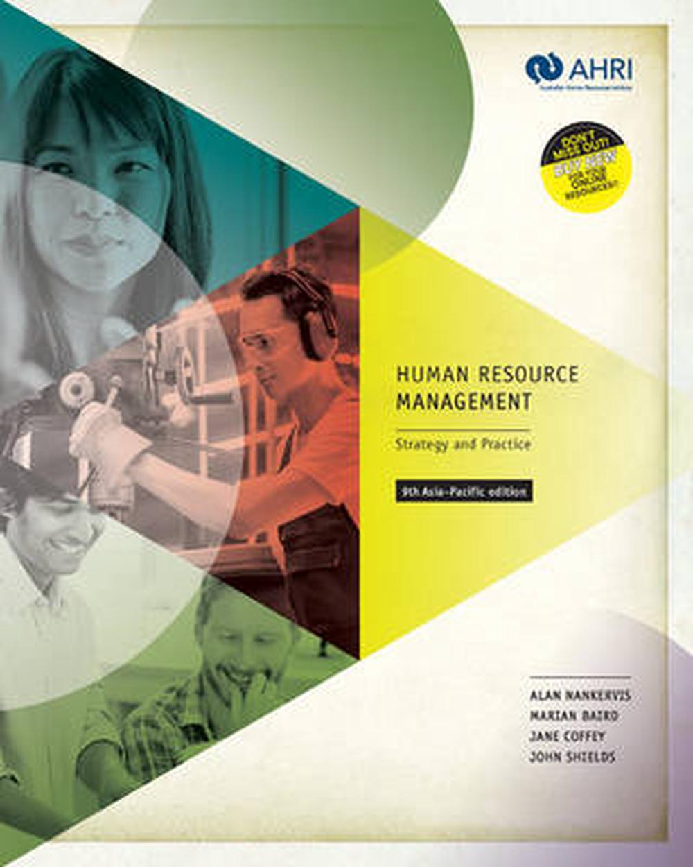 Human Resource Management With Student Resource Access 12 Months, 9th Edition