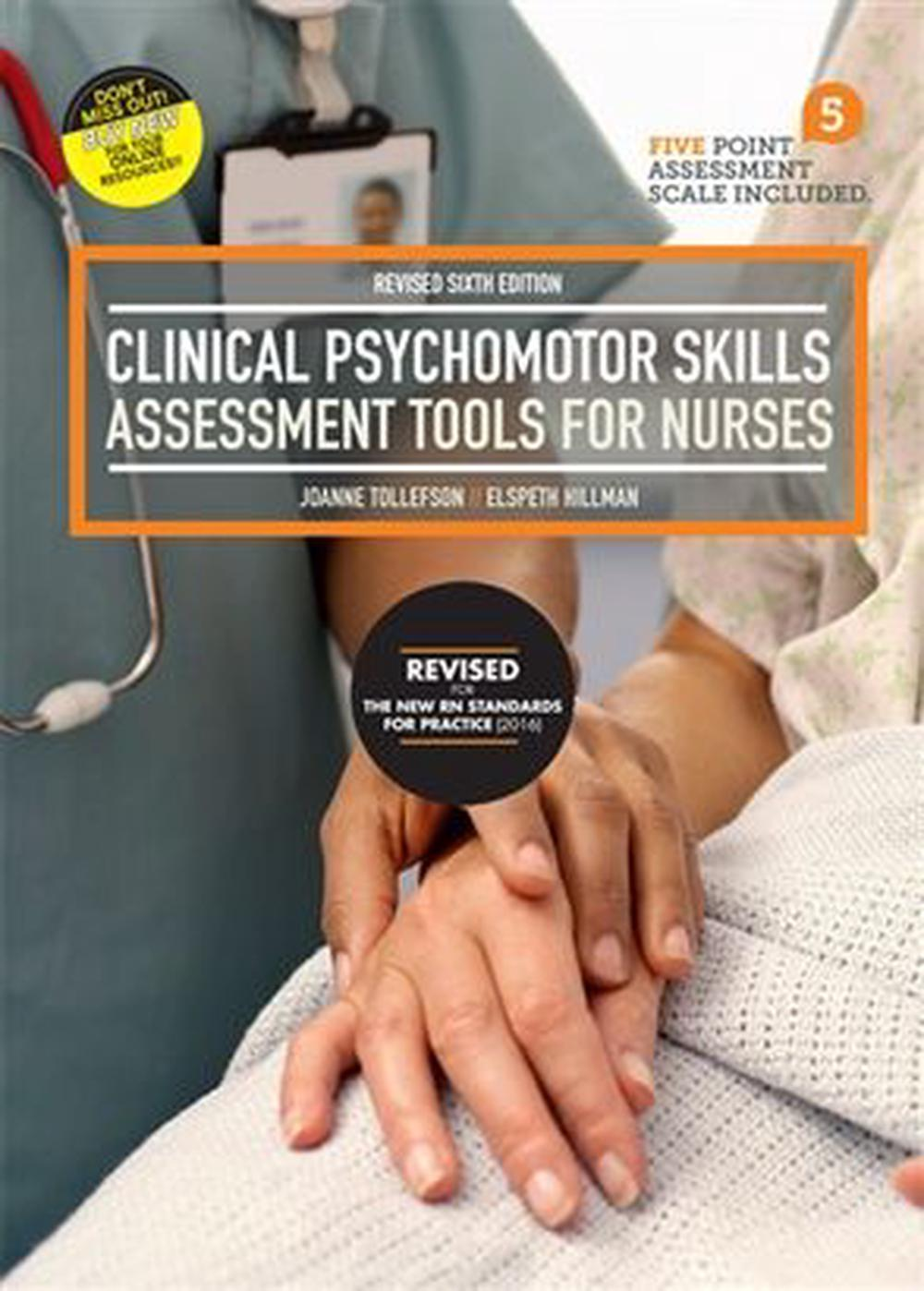 Clinical Psychomotor Skills (5 Point) with Student Resource Access 24 Months, 6th Edition