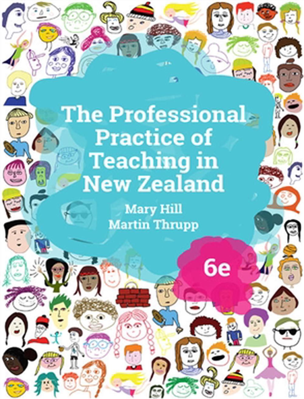 The Professional Practice of Teaching in New Zealand, 6th Edition