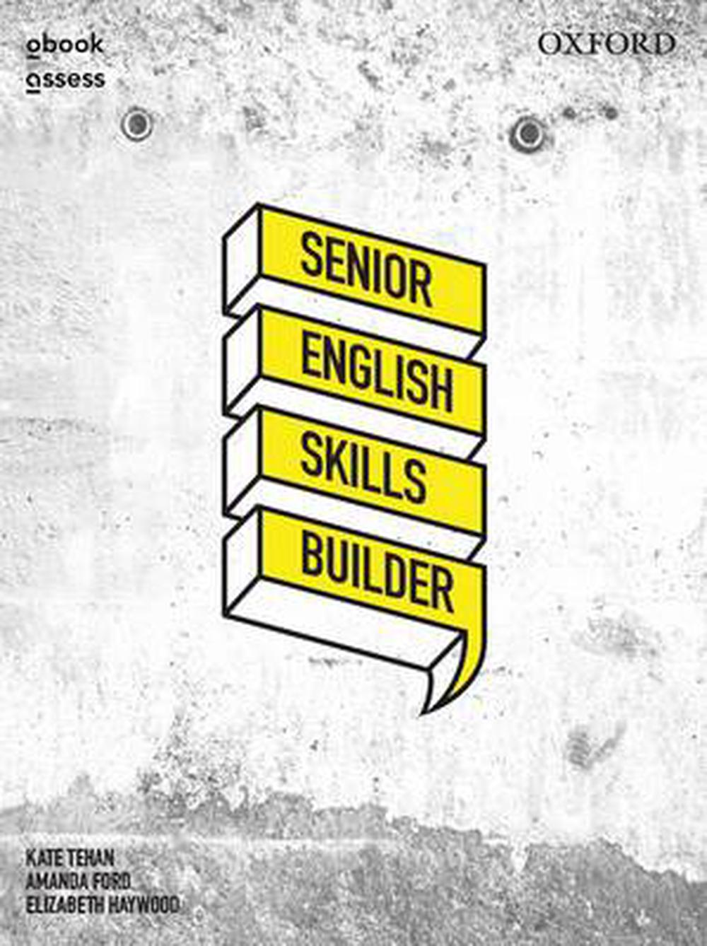 Senior English Skills Builder Student Book + obook/assess