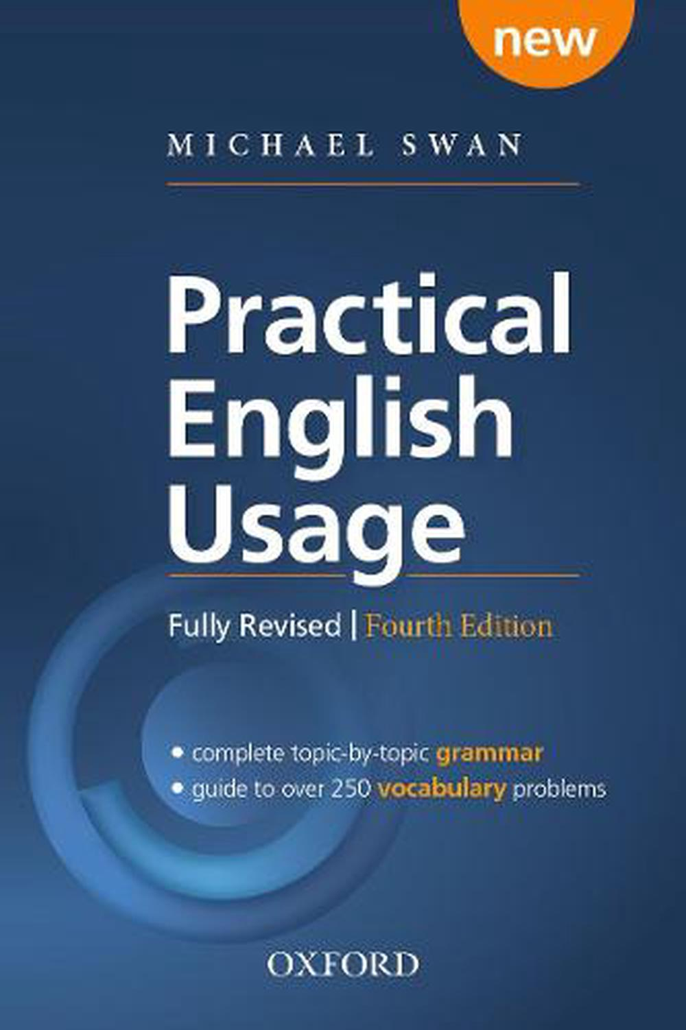 practical english usage 4th edition paperback by michael swan rh thenile com au Practical English Usage PDF Michael Swan English Grammar PDF
