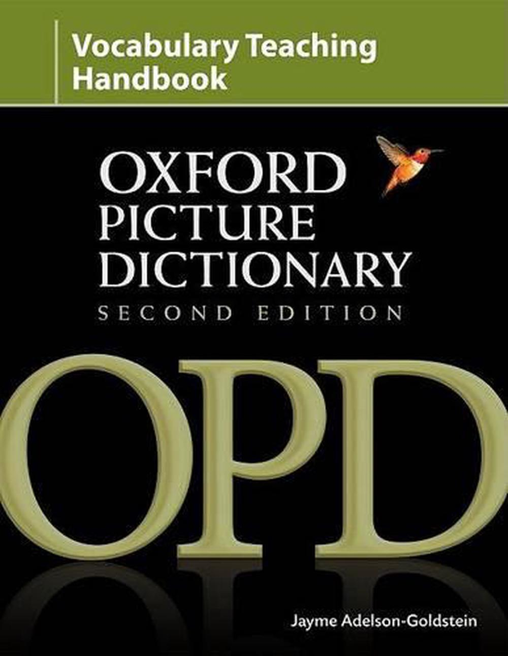 Oxford Picture Dictionary: Vocabulary Teaching Handbook