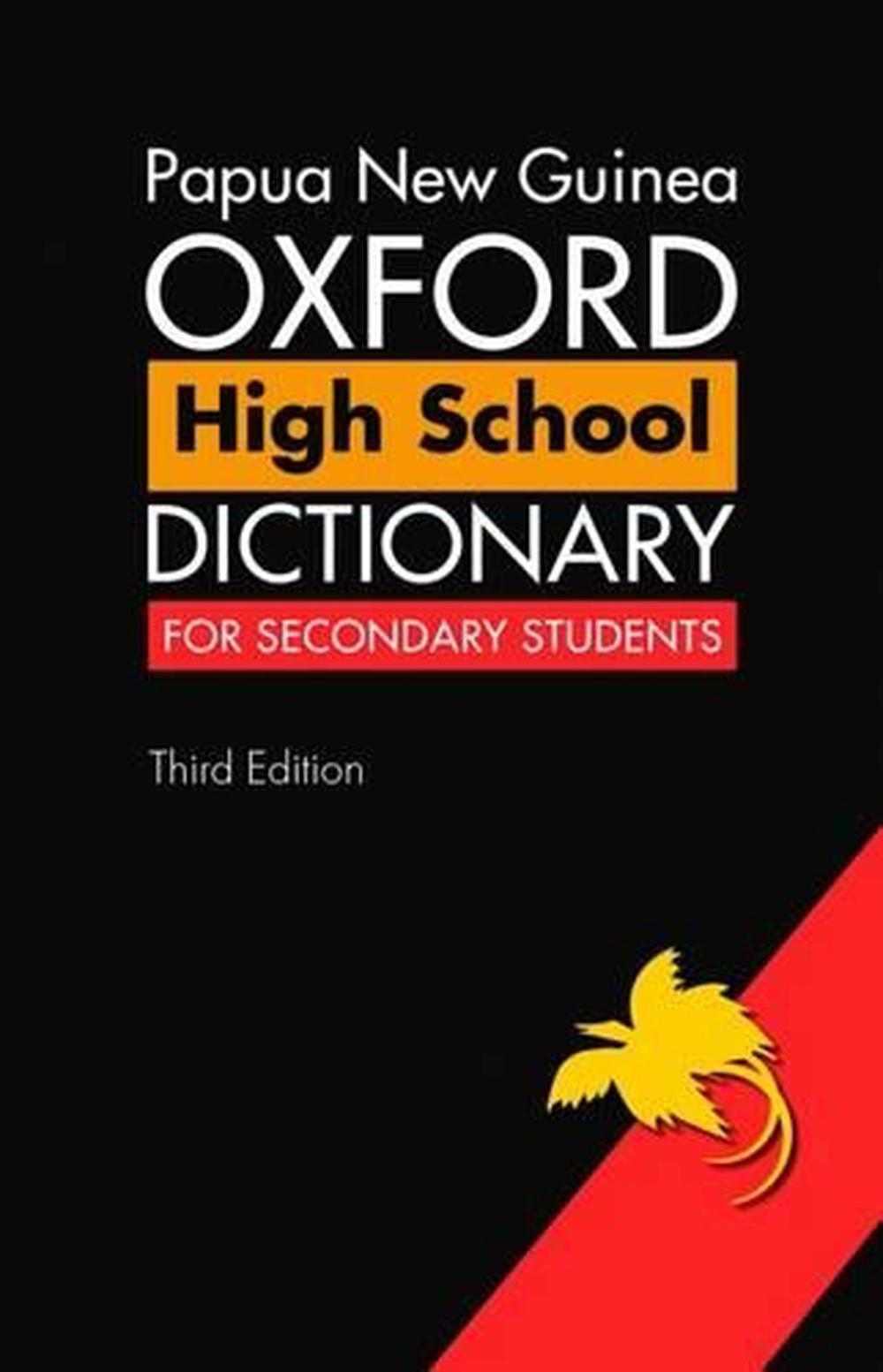 Papua New Guinea High School Dictionary