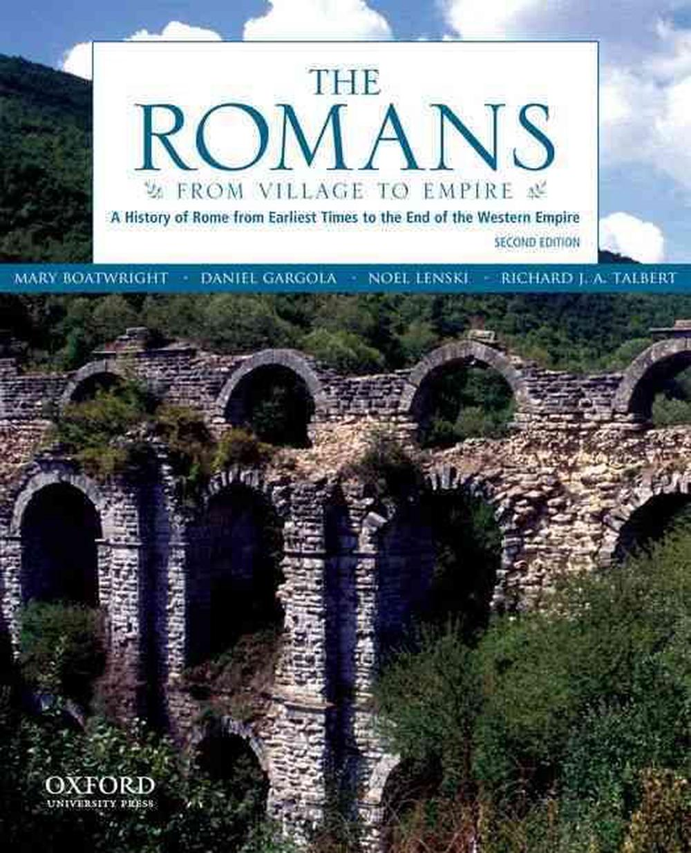 The Romans: From Village to Empire, 2nd Edition