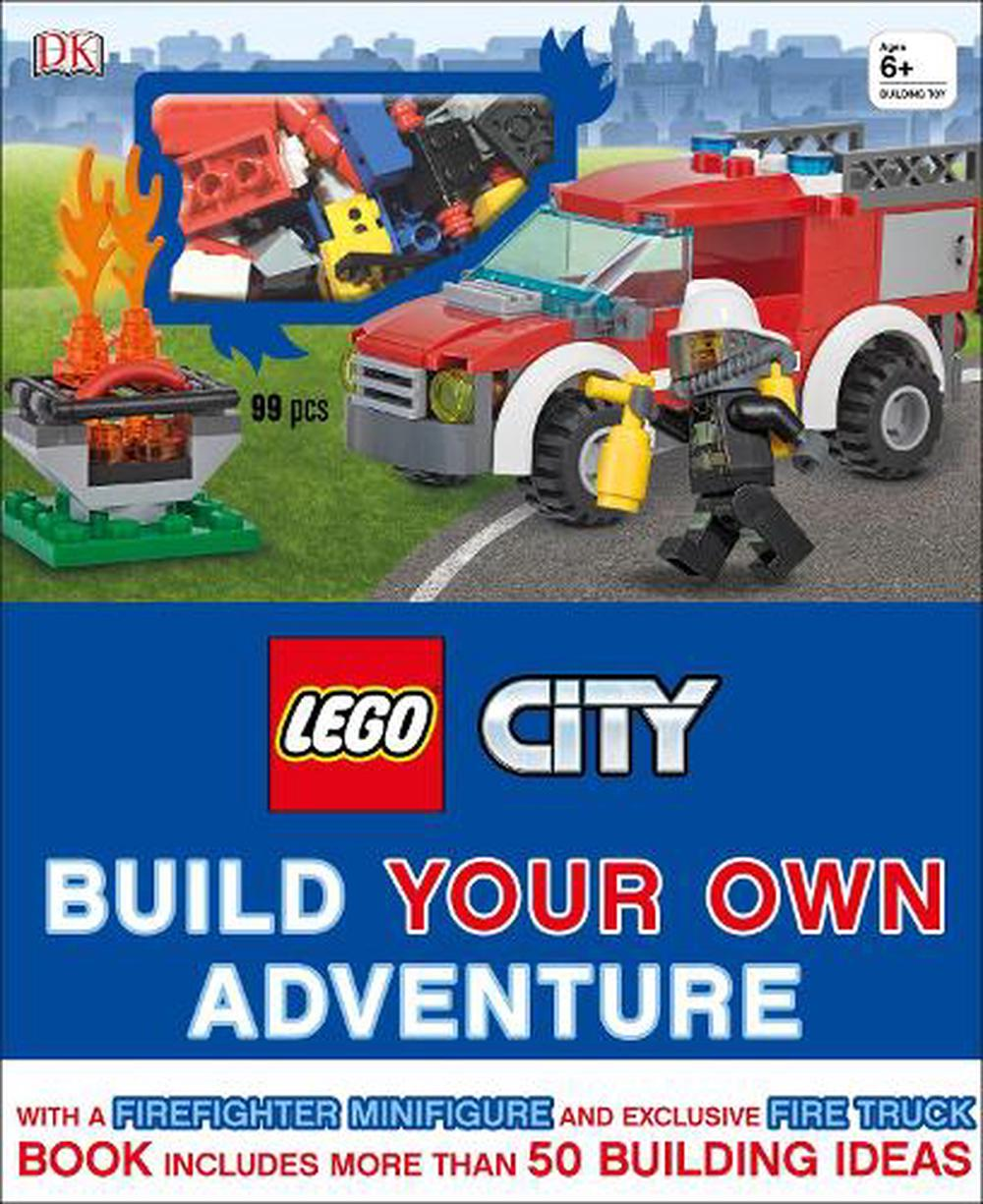 Lego (r) City Build Your Own Adventure