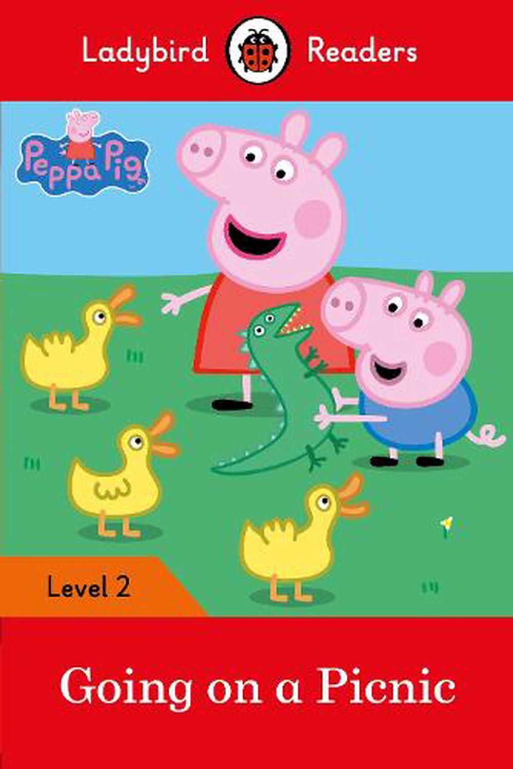 Peppa Pig: Going on a Picnic - Ladybird Readers Level 2