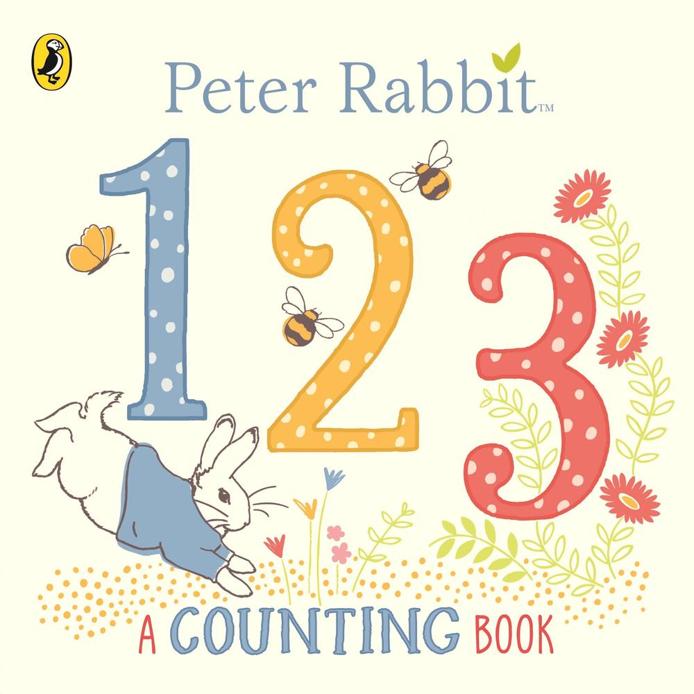 Peter Rabbit 123