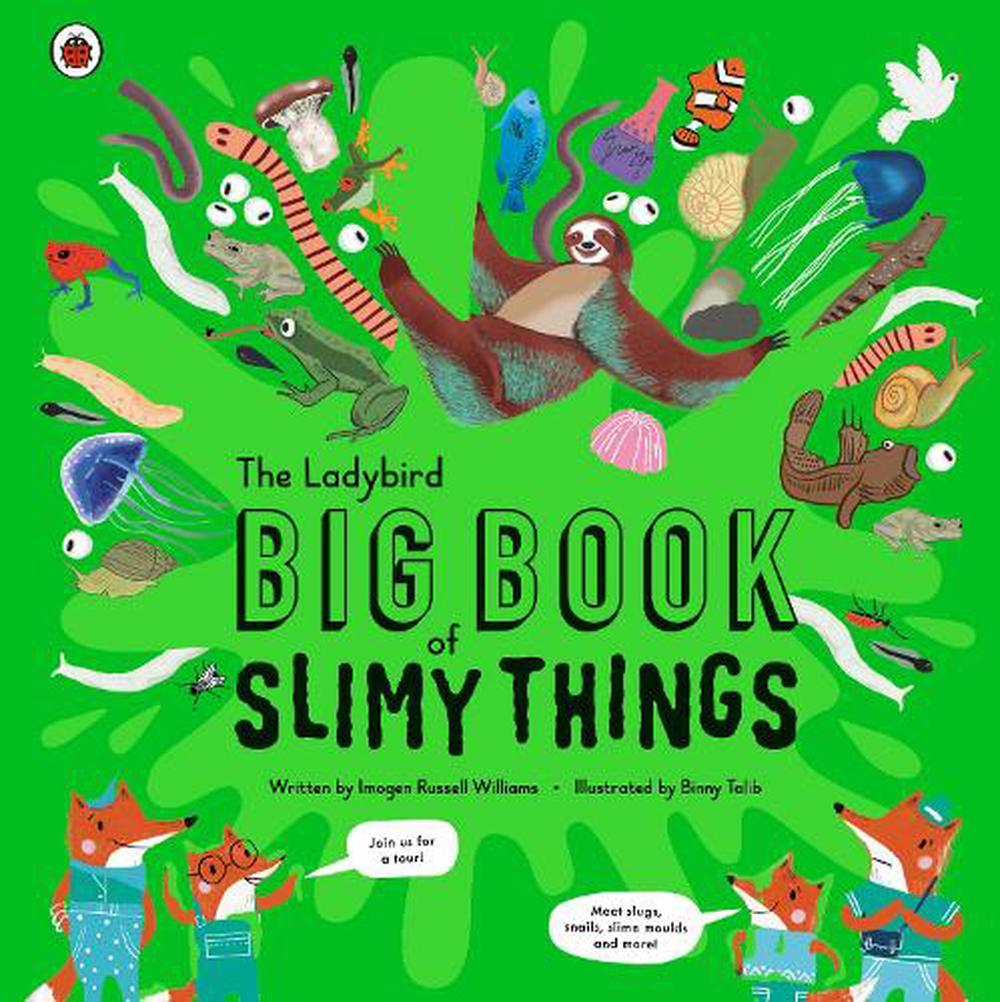 Ladybird Big Book of Slimy Things