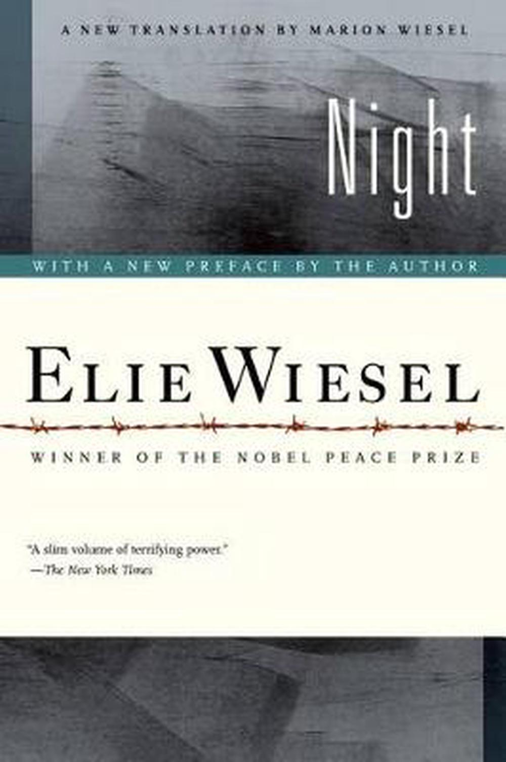 why is elie wiesel important