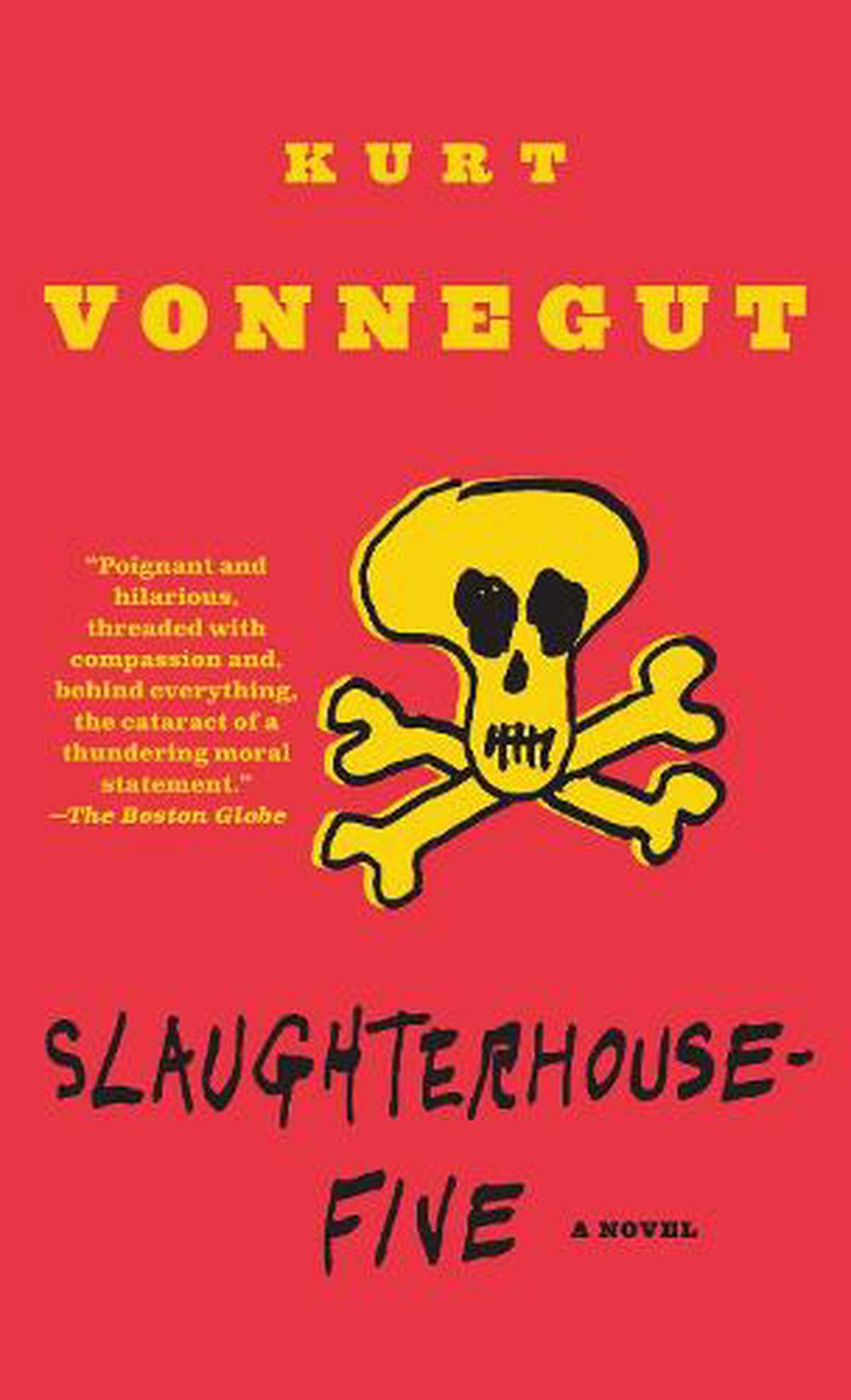 a literary analysis of the slaughter house five by kurt vonnegut Slaughterhouse-five analysis dark humor and the perception of free will kurt vonnegut uses dark humor to help the reader relate with the terror of war and at.