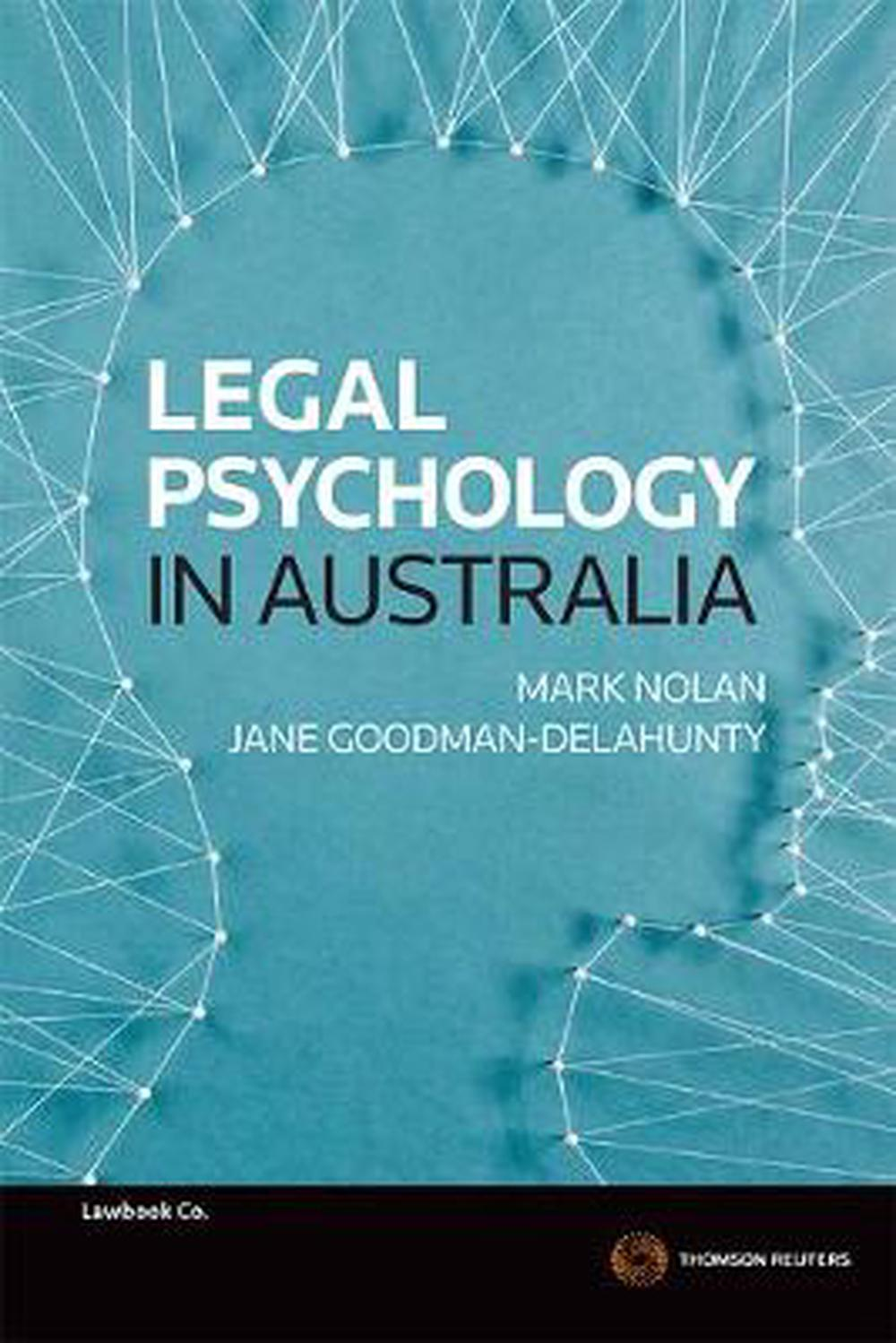 Legal Psychology in Australia