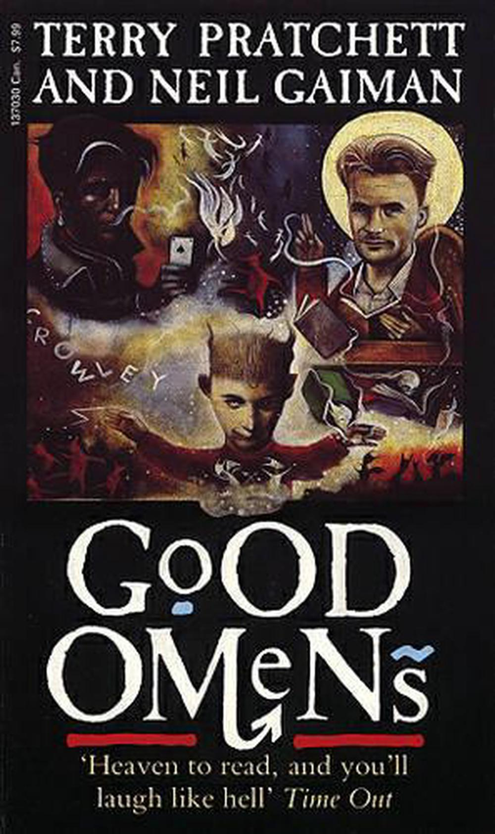 Good Omens by Neil Gaiman, Paperback, 9780552137034 | Buy online at
