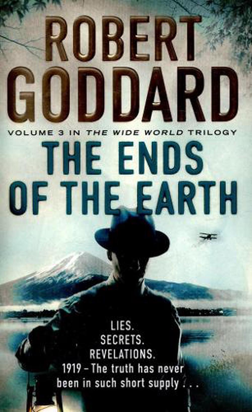 The Ends of the Earth: The Wide World, James Maxted 3