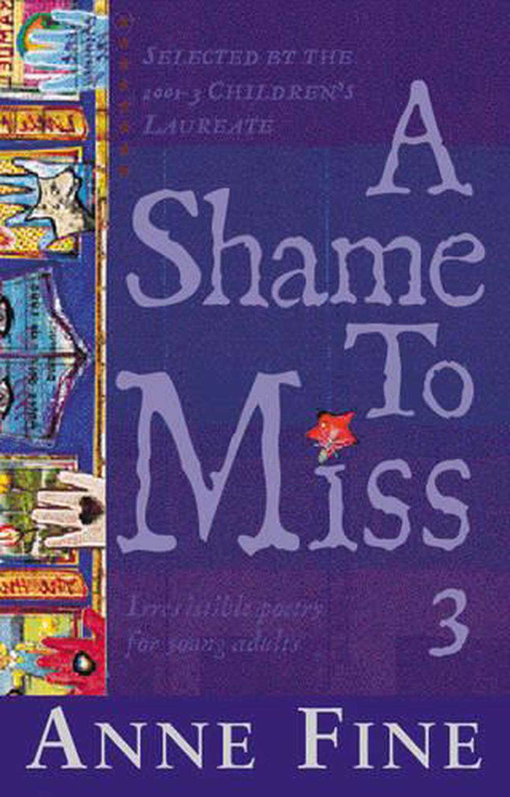 A Shame To Miss Poetry Collection 3