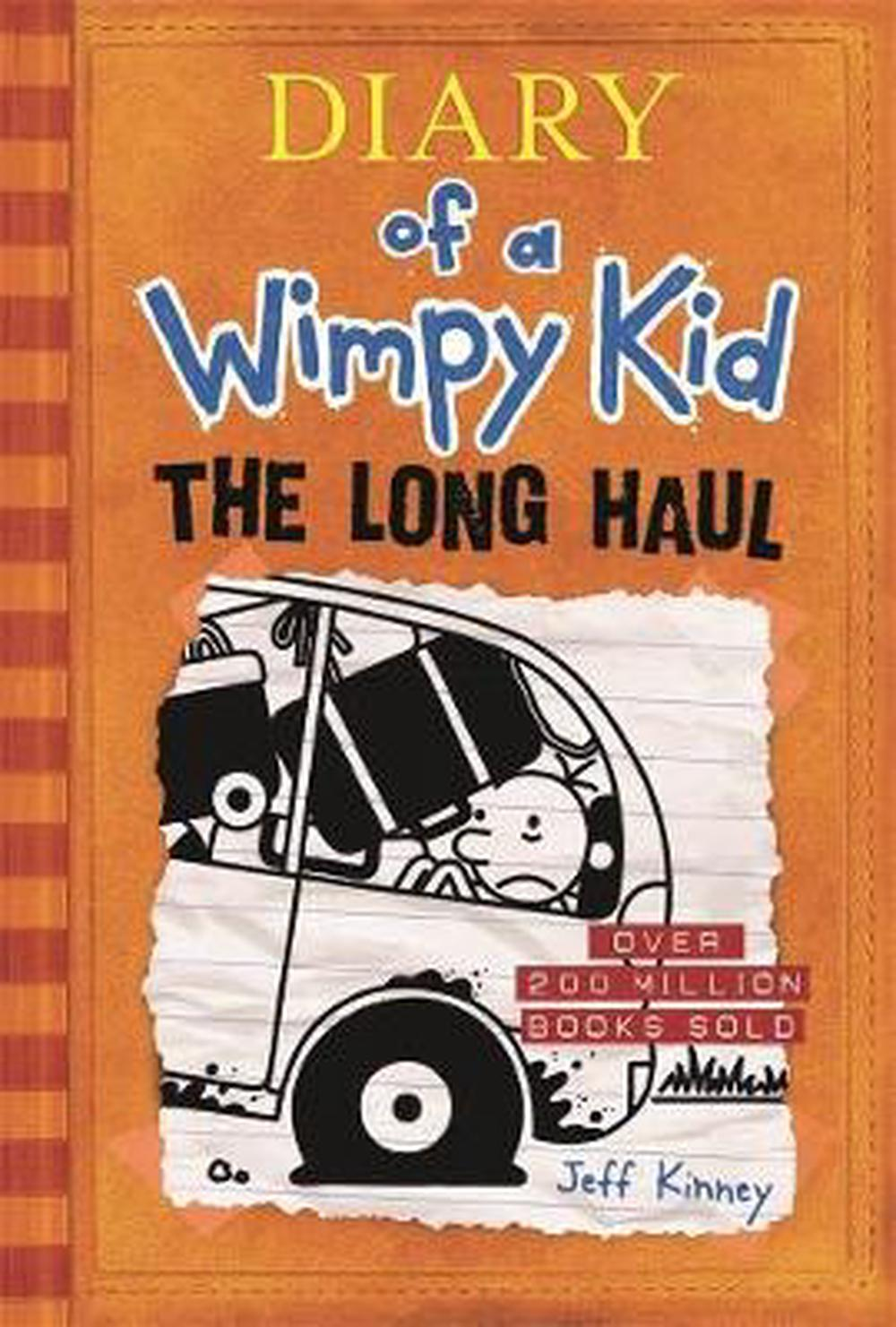Diary of a Wimpy Kid 9 - The Long Haul