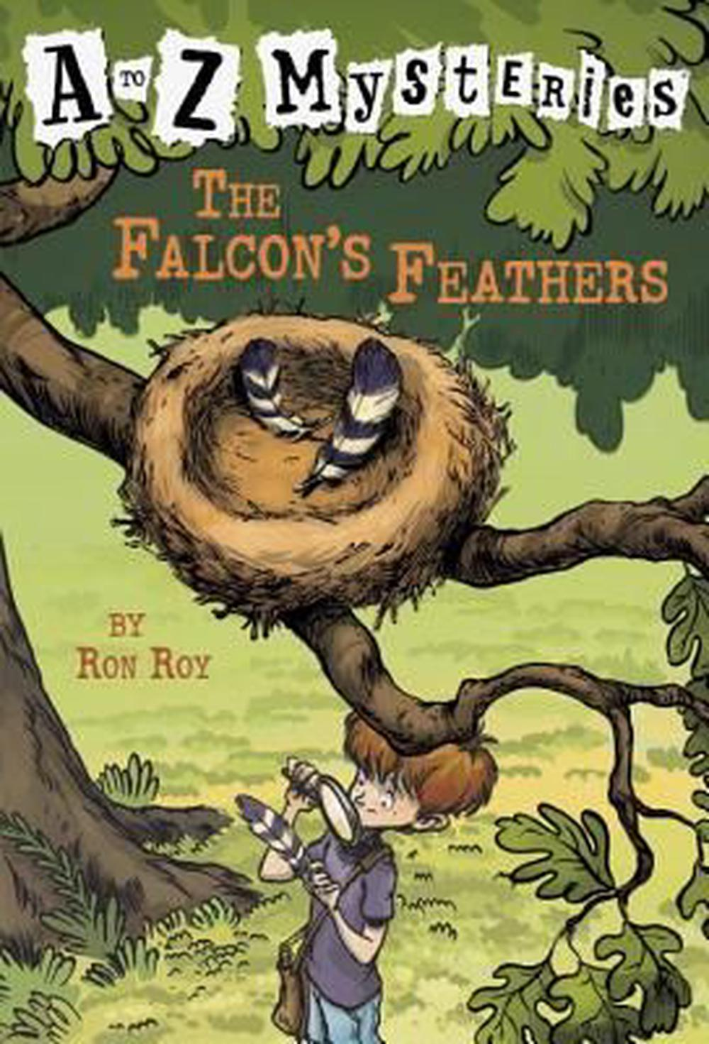 The Falcon's Feathers