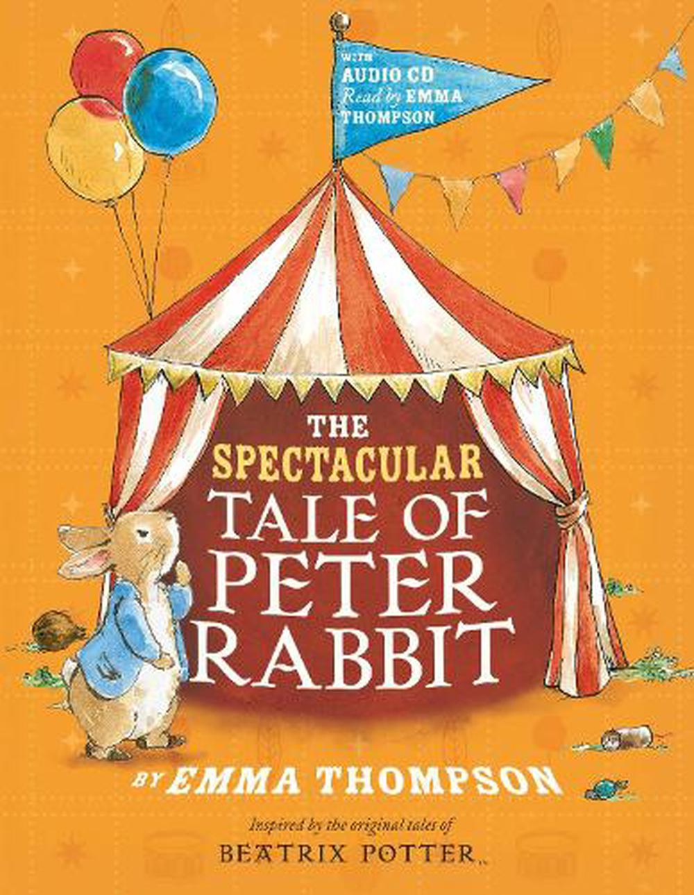 Spectacular Tale of Peter Rabbit