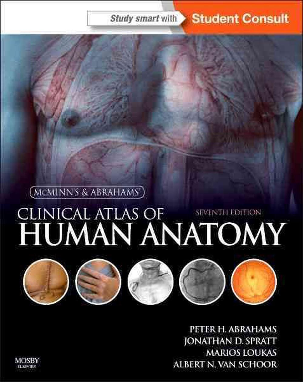 McMinn and Abrahams\' Clinical Atlas of Human Anatomy, 7th Edition by ...