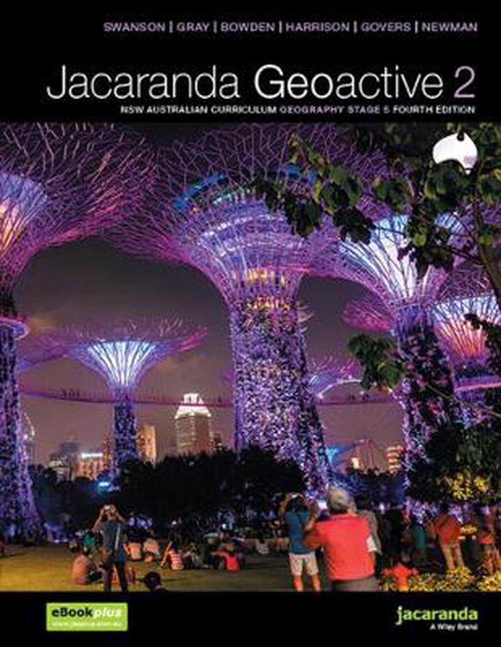 jacaranda geoactive 2 nsw australian curriculum geography stage 5 fourth edition ebookplus