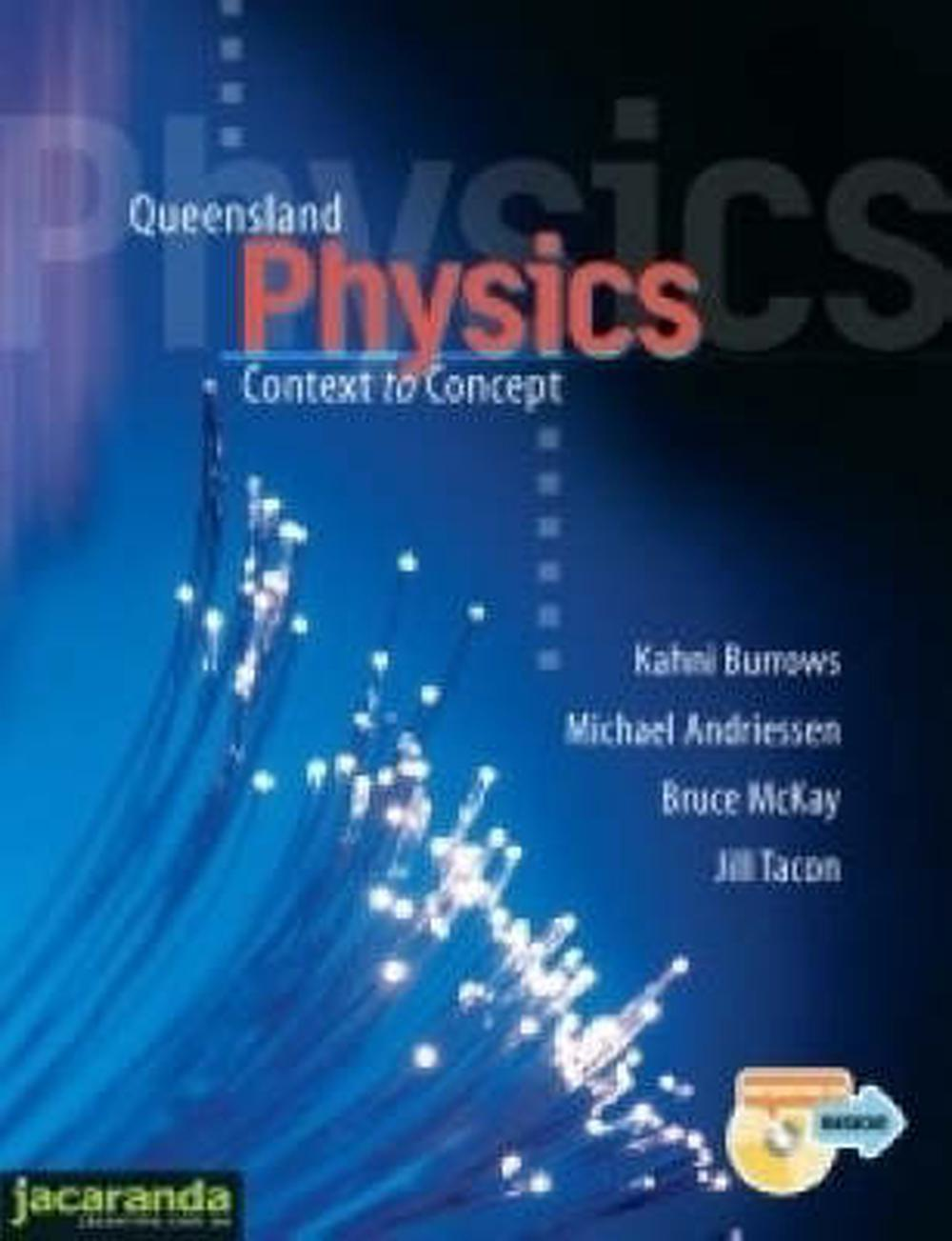 Queensland Physics Context to Concept & CD-ROM by Roy