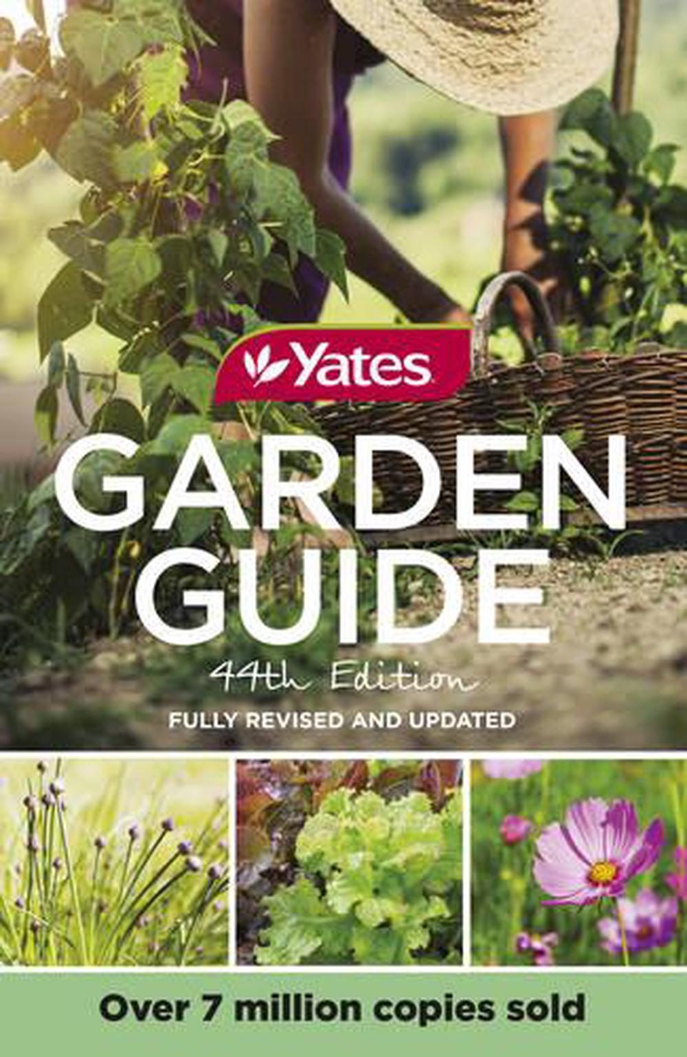 Yates Garden Guide 2015 by Yates, Paperback, 9780732289874 ...