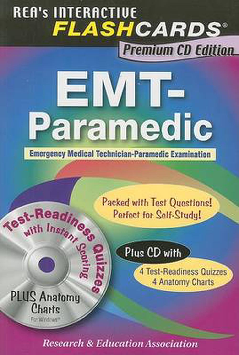EMT-Paramedic: Emergency Medical Technician-Paramedic Exam [With ...