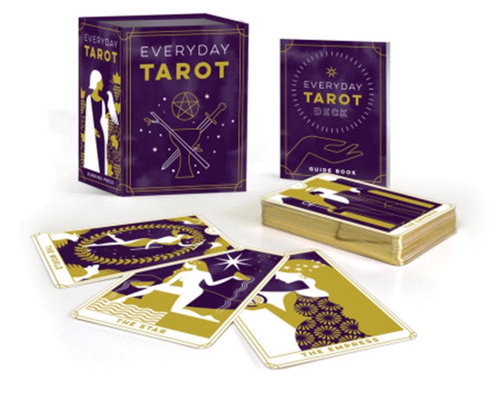 Everyday Tarot Mini Tarot Deck