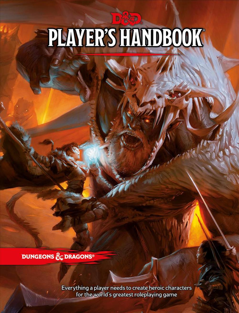 Dungeons & Dragons Player's Handbook (Dungeons & Dragons Core Rulebook)