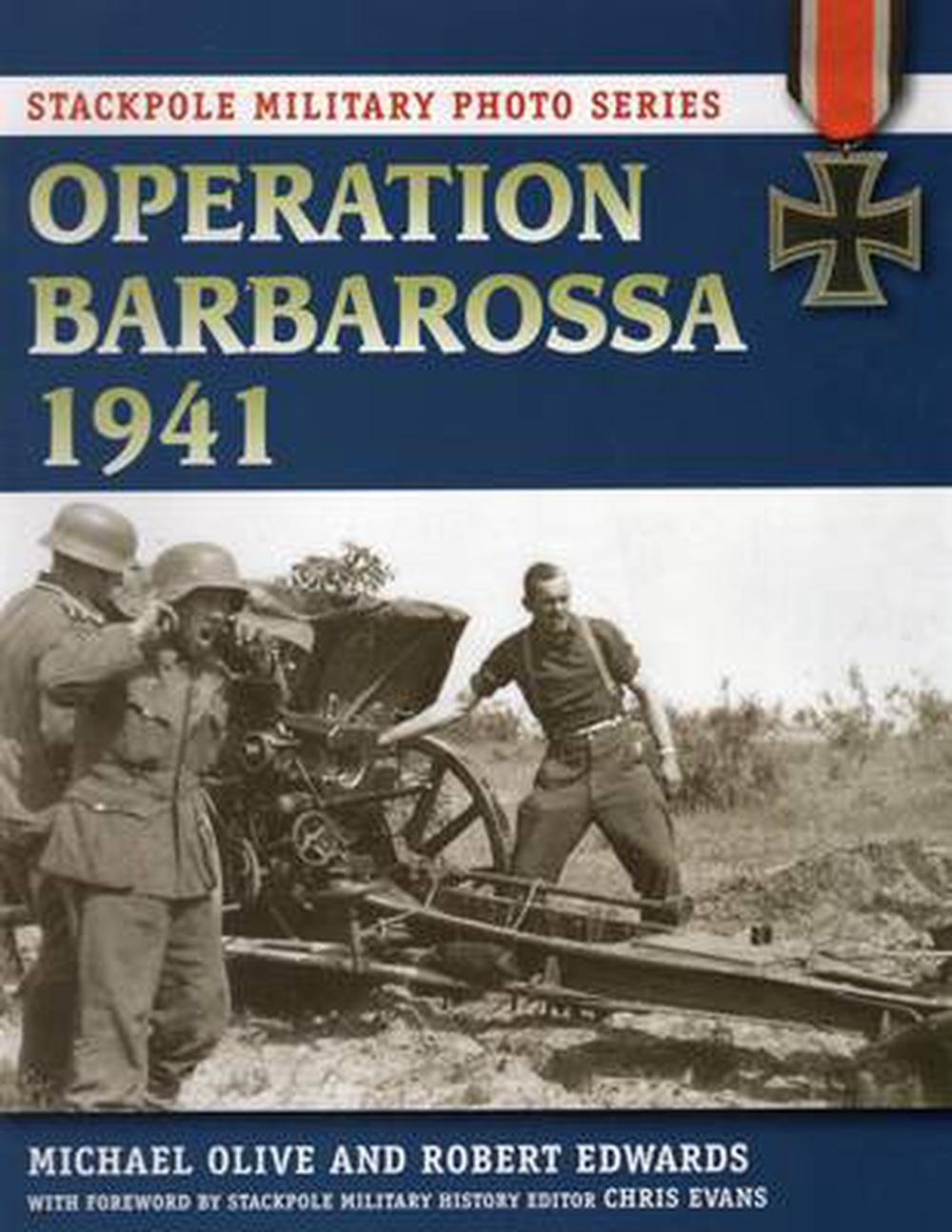 an analysis of operation barbarossa in the greatest military in russia Barbarossa, russia launching operation barbarossa could have had a  s greatest military operation and the commanders who nearly led it to success  .